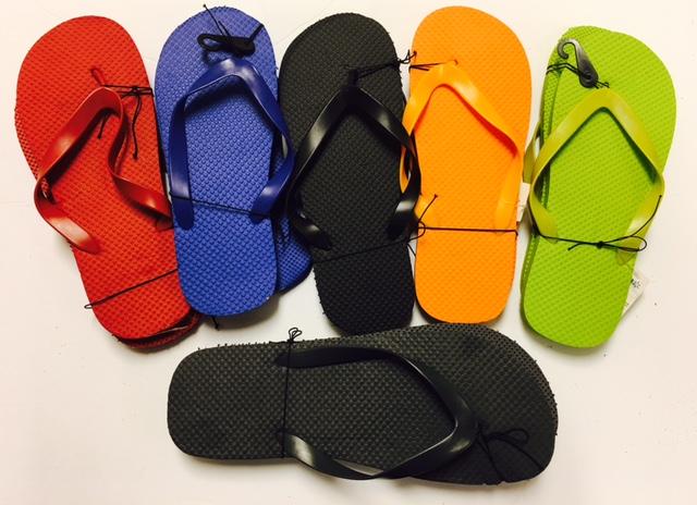 #10-PRM Men's Promo FLIP FLOPS - $.46 each(48 pairs)