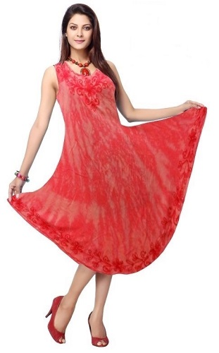 #575-1398 NEW! Rayon Sundress - $6.90 each (12 pieces)