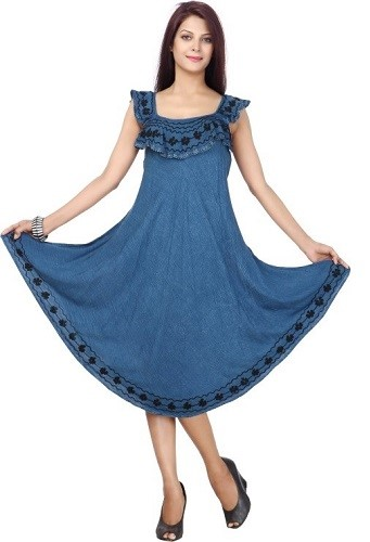 #575-1410 NEW! Rayon Sundress - $7.00 each (12 pieces)