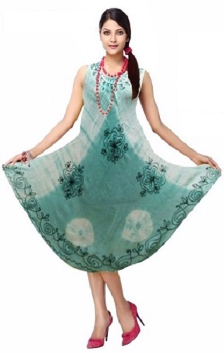 #575-1419 NEW! Rayon Sundress - $6.50 each (12 pieces)