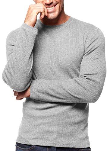 #245-P 'Zwear' Heavyweight Thermal SHIRT - M-2X - $3.20 each(6 pcs)