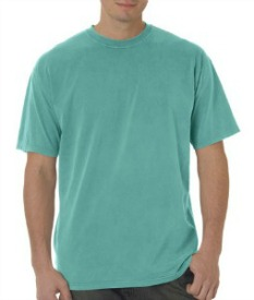 #277 COMFORT COLORS 6.1 oz Garment Dyed Tee - $1.30 each (36 pieces)