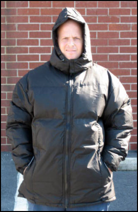 Mens Winter Coat #752-320