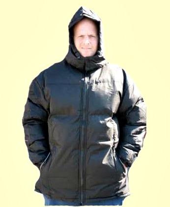 #752-320FL Closeout! Fleece Lined Men's WINTER Parka - $12.00 each (12 pieces)