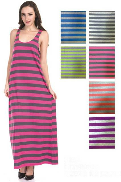 #575-3254 NEW! Sundress - Sizes SM to XL - $5.50 each (12 pieces)