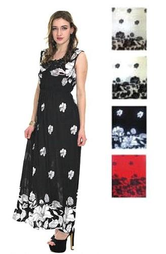 #575-3303 NEW! Sundress - Sizes S-M-L-XL - $6.00 each (12 pieces)