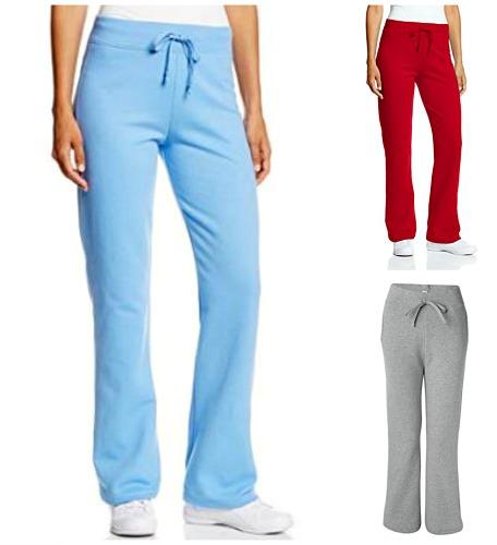 2febe16d4d6 4-550 Hanes Women s EcoSmart Fleece Sweatpant -  2.75 each(24 pieces)