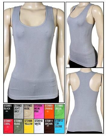 Seamless Tank Tops #538