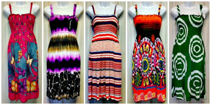 wholesale womens sundresses