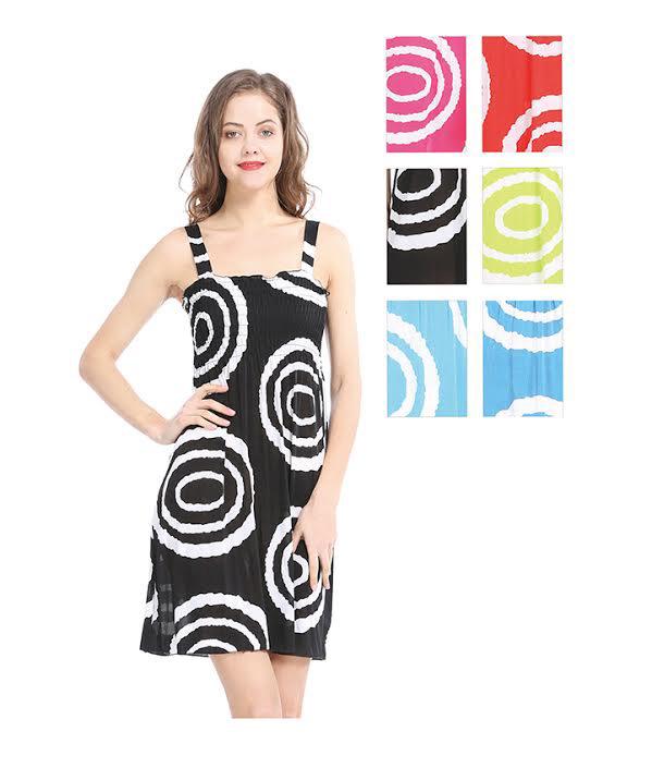 #575-801-A3 NEW! Sundress - Sizes S-M-L-XL - $2.50 each (12 pieces)