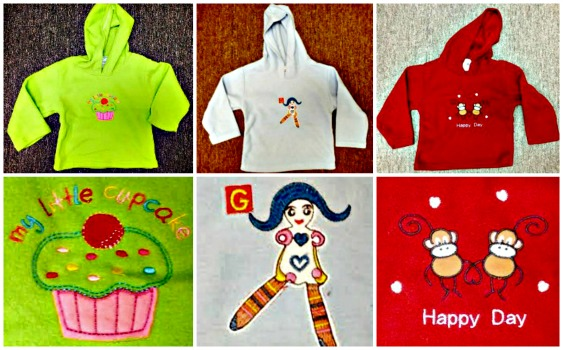 Kids Polar Fleece Hoody #704