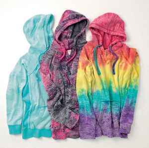 Womens Burnout Hood #711