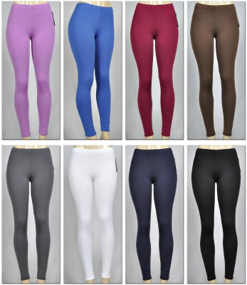 Womens Fleece Lined Leggings #741FL 