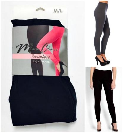 #1-742 NEW! 'Mari Clare' Leggings(Regular Size) - $2.25 each(24 pieces)
