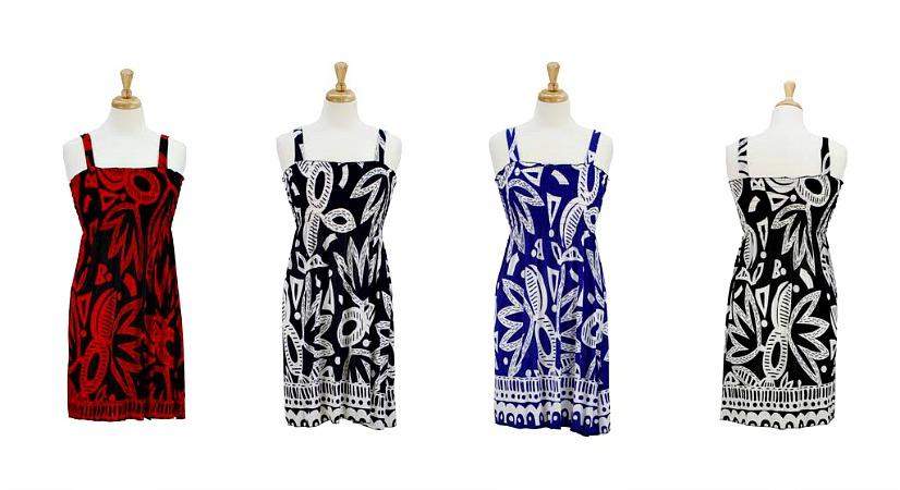 #575-801-24 NEW! Sundress - Sizes M-L-XL-2X - $2.50 each (12 pieces)