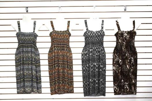 #575-801-75 NEW! Sundress - Sizes M-L-XL-2X - $2.50 each (12 pieces)