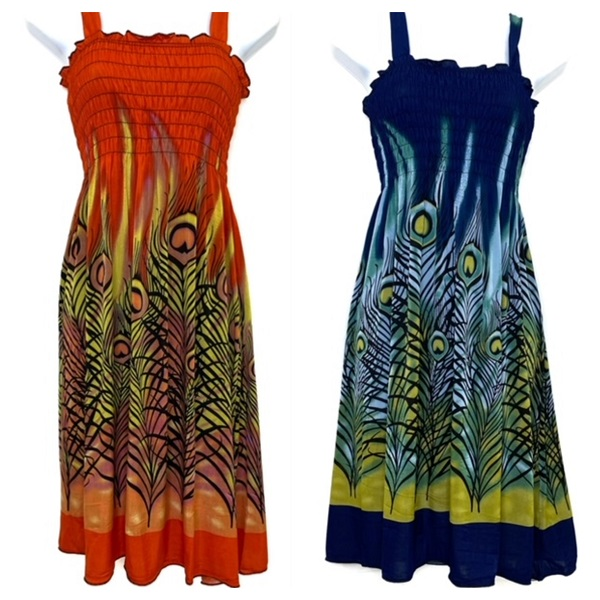 #575-801-A1 NEW! Sundress - Sizes S-M-L-XL - $2.65 each (12 pieces)