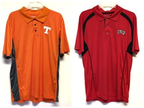 #825-CP College Performance Polo - $1.50 each(40 pieces)