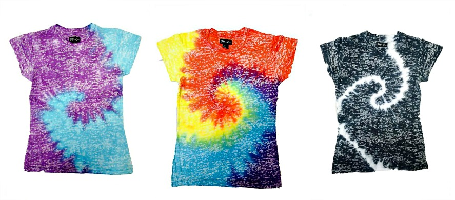 #2-SP-9500 Closeout! 'Mari Clare' Burnout Tees - 2.00 each(12 pieces)