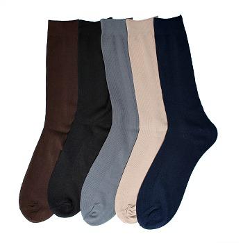 #9-925 Men's Nylon DRESS Socks - Size 10-13 - $1.00 per 3 pack (20 packs