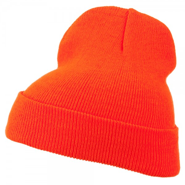 #9H-960 Blaze Orange WATCH Caps - $1.10 each(36 pieces)