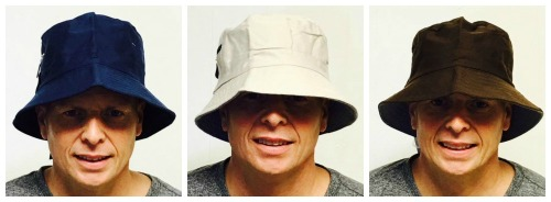 #9H-24138 Bucket FISHING Hat - $1.65 each(24 pieces)
