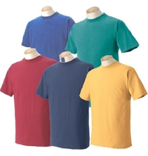 277 Comfort Colors 6 1 Oz Pocket Tee 1 10 Each 72 Piece Case