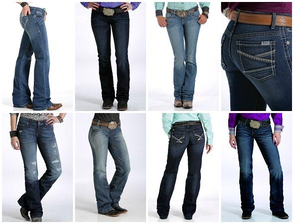 #731 Free Freight! Women's Cinch & Cruel Denim JEANS - $6.25 each(24 pairs)