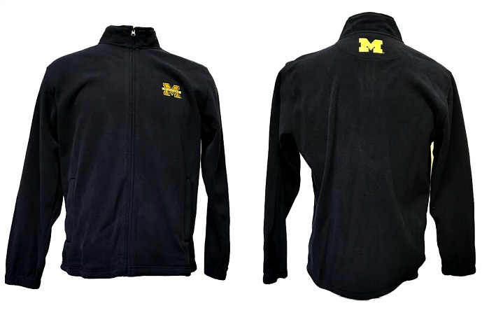 College Fleece Jackets