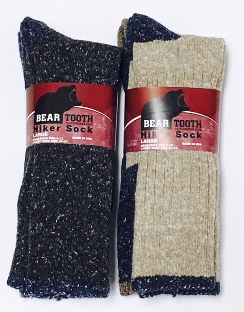 Rag Wool Socks #931-R